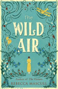 THE WILD AIR is coming…